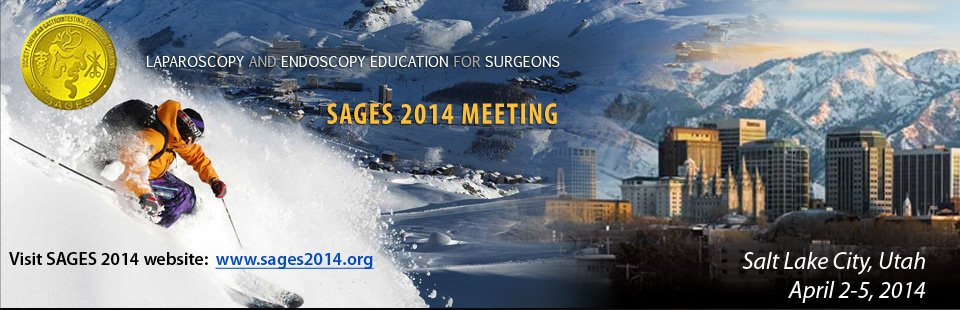 SAGES 2013 Annual Meeting Information