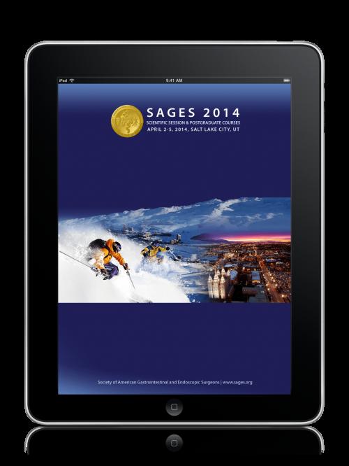 SAGES 2014 Meeting App