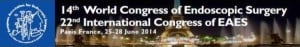 14th World Congress of Endoscopic Surgery