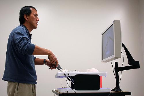 The Fundamentals of Laparoscopic Surgery Manual Skills Trainer