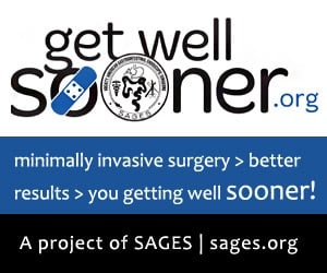 Get Well Sooner - A Project From SAGES
