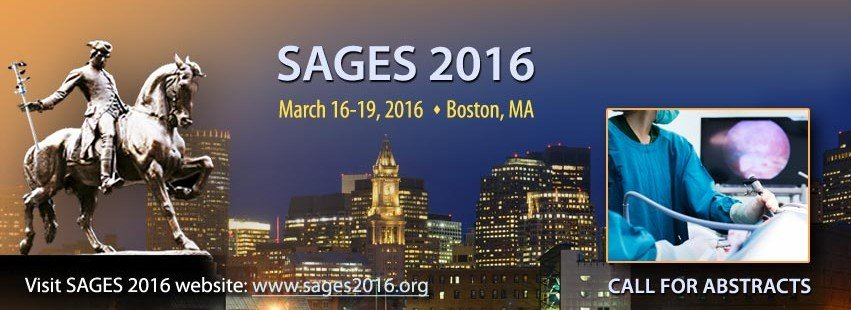 SAGES 2016 Annual Meeting