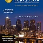 Unique Features That Make SAGES 2016 THE Meeting to Attend!