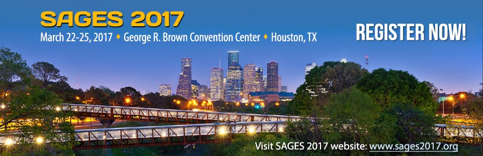 SAGES 2017 Annual Meeting