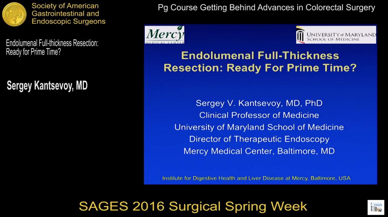 SAGES TV: Laparoscopy and Endoscopy Surgery Videos - Page 9