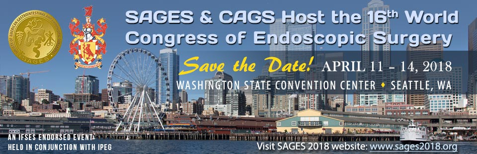 SAGES & CAGS The 16th World Congress