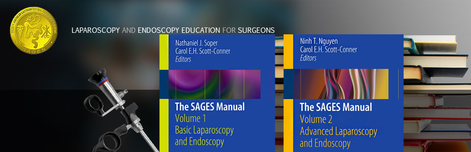 The SAGES Manuals: Handbooks for Endoscopic and Laparoscopic Surgery