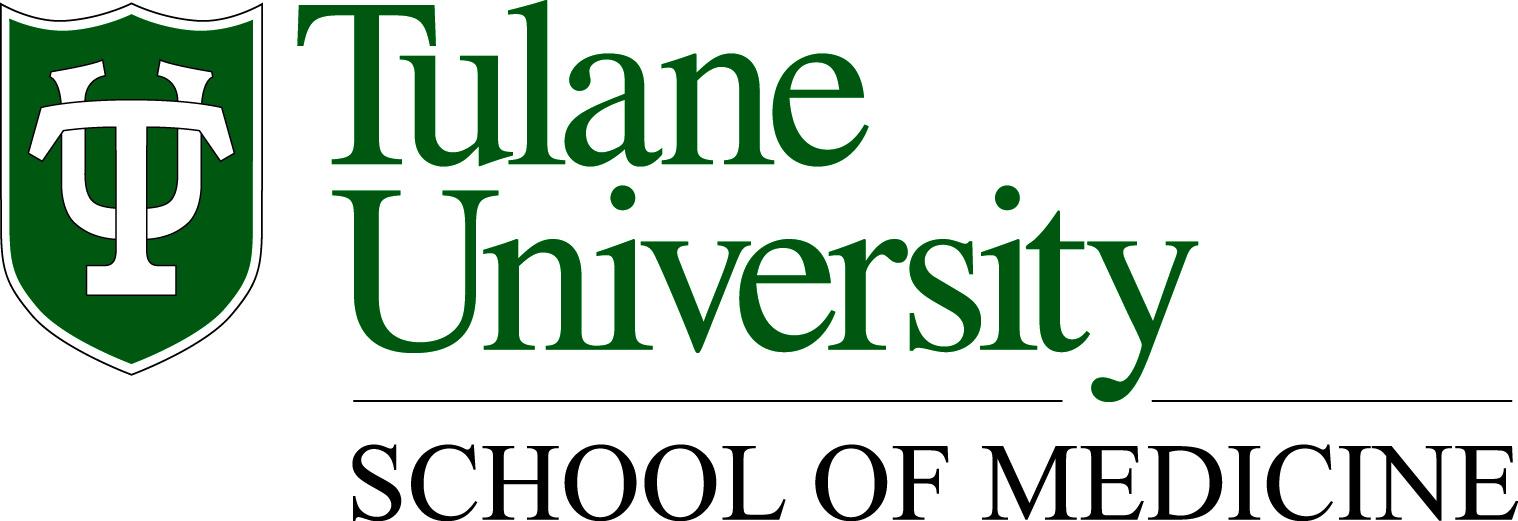 Logo with School of Medicine writing