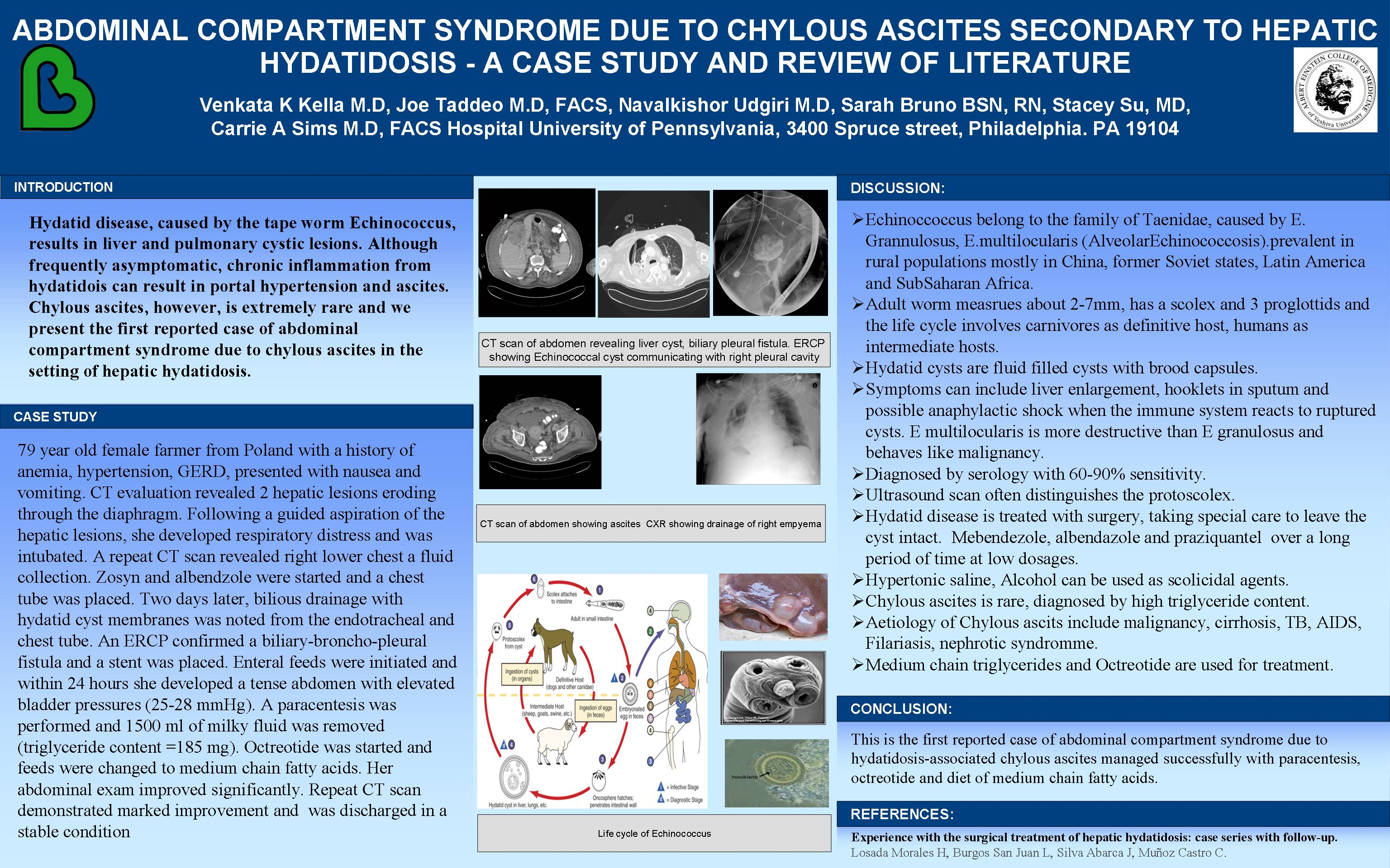 case study on compartment syndrome essay Congenital muscular torticollis – case series  or due to compartment syndrome where the scm  or snapping of the scm9 in a study by hyman, she discusses a.
